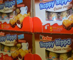 Kinder chocolates